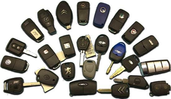 Copia de llaves para coches