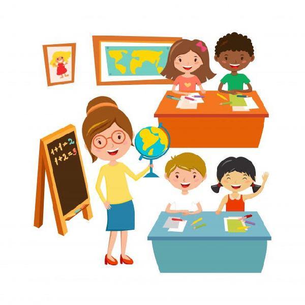 Clases primaria online matemáticas lengua science