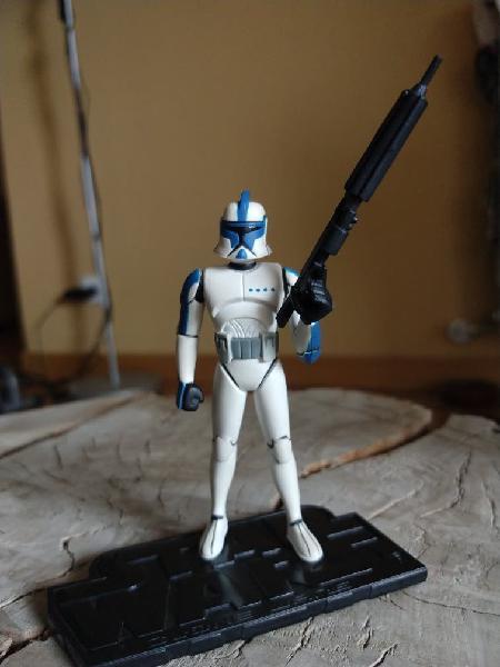 Clone trooper clone wars animated series