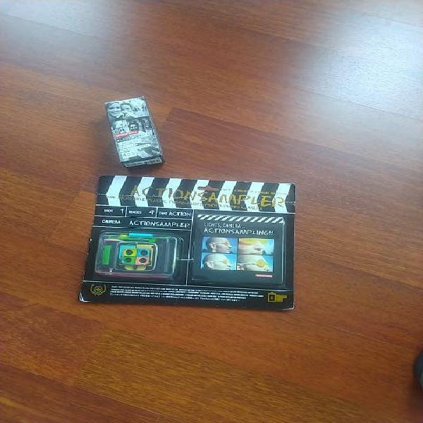 Cámara action sampler 35mm