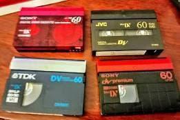 Convierto cintas mini dv a cualquier formato