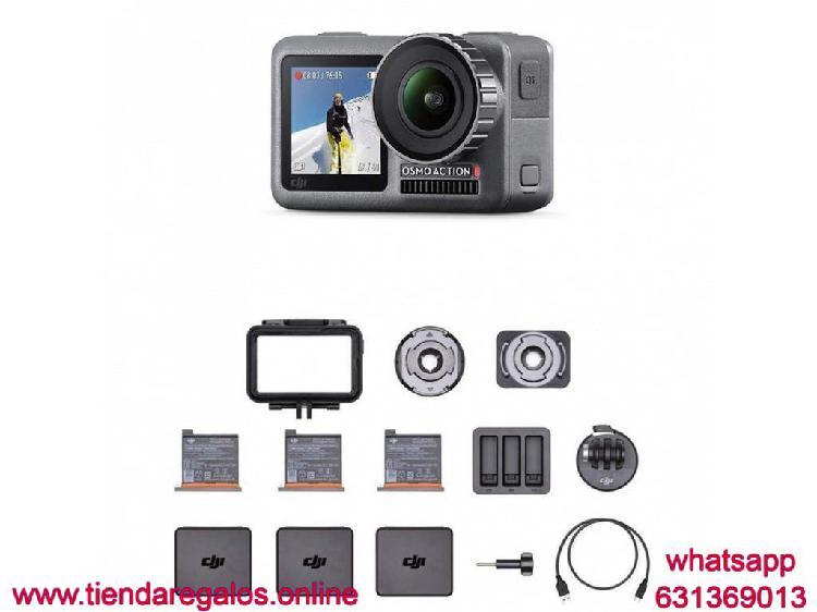 Dji osmo action cam - cámara digital con pantalla