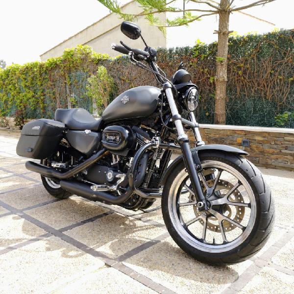 Harley davidson sportster superlow 1200t abs