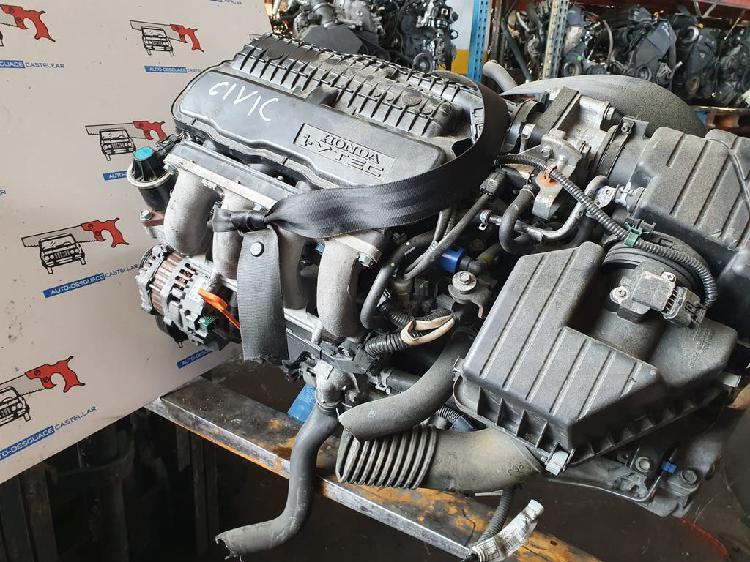 Honda civic viii hatchback, motor completo