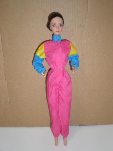 Mono original de barbie tipo sky