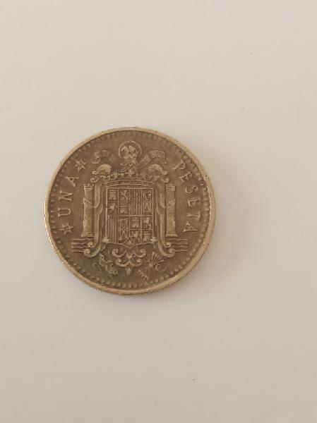 Moneda franco 1966 error