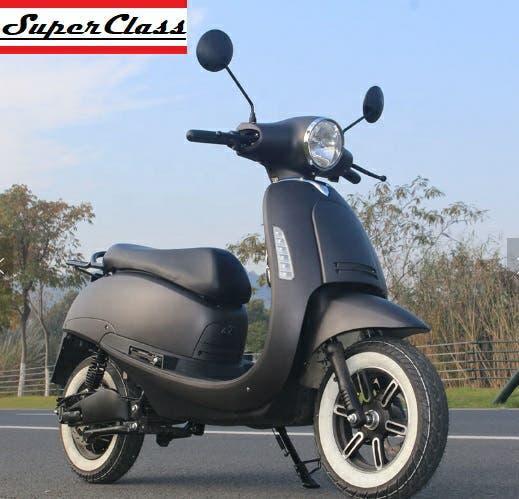 Moto eléctrica scooter superclass 3000w
