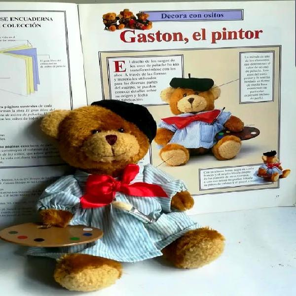 Oso pintor *** the teddy bear collection