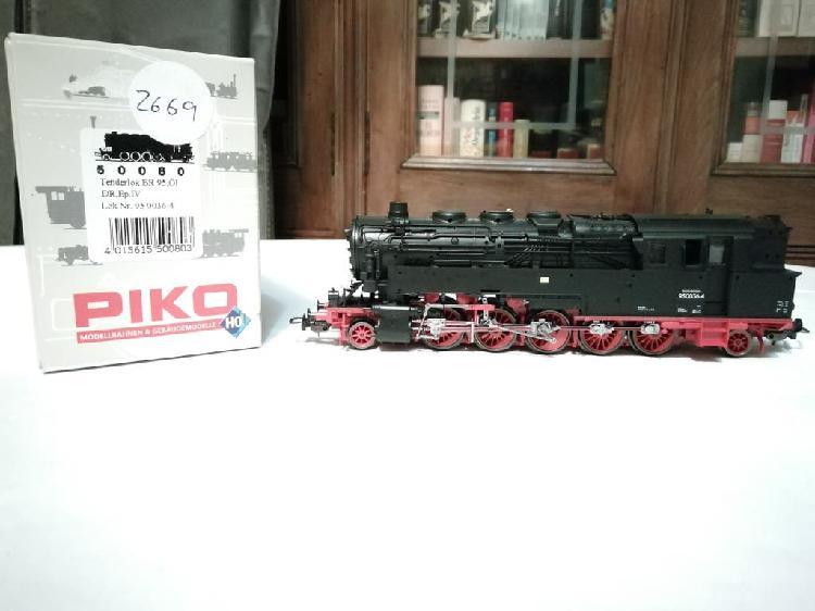 Piko h0 50080 locomotora br 95 dr digital nueva