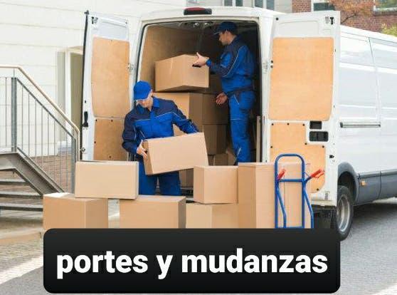 Portes..mudanzas y transporte