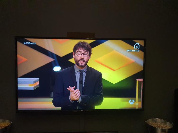"""Televisor led ultrahd 4k 55"""" hdr ai thinq smarttv"""