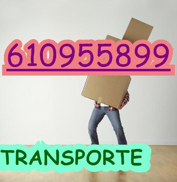 Transportes, mudanzas y portes low cost sol