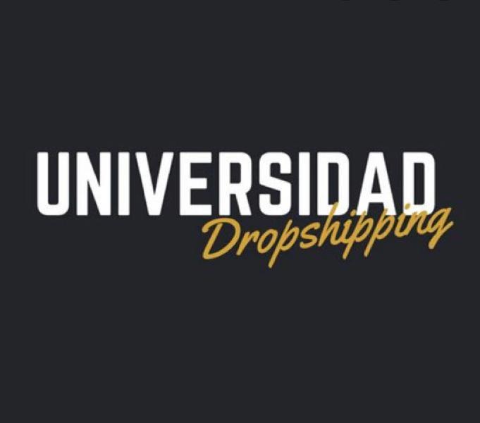 Universidad dropship 85% descuento