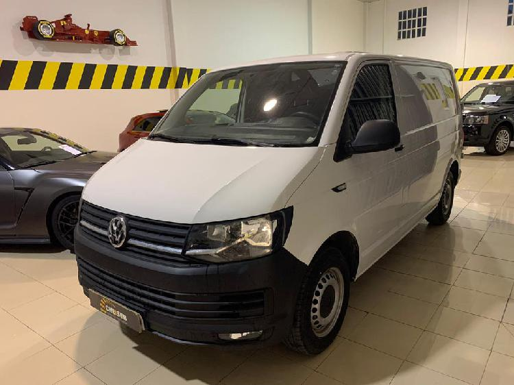 Volkswagen transporter furgón 2.0tdi bmt 4m 140cv