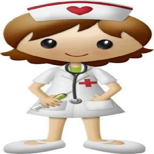 Chica enfermera busca empleo