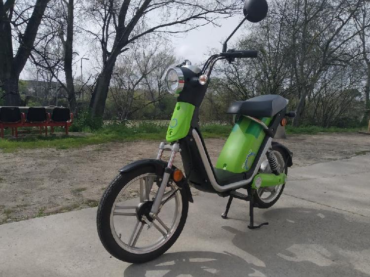 ciclomotor electrónico
