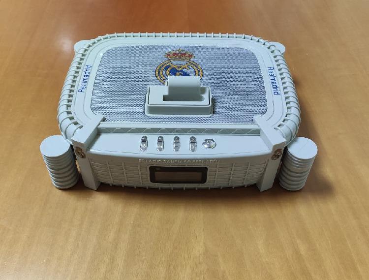 Radio santiago bernabéu