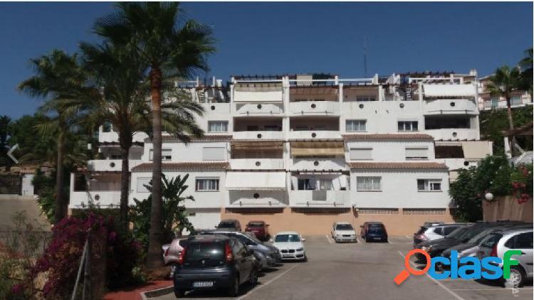 Oportunidad de banco - piso de dos dormitorios con bonita terraza en mijas