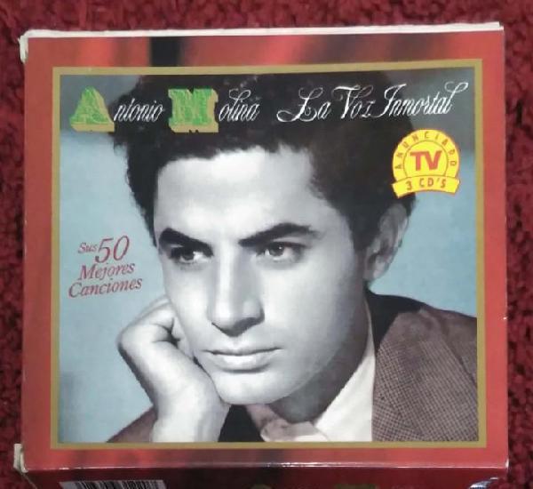 Antonio molina (la voz inmortal - sus 50 mejores canciones)