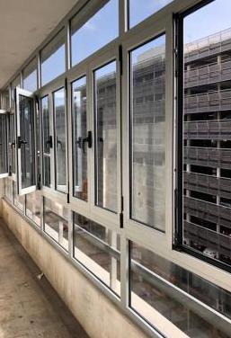 Aluminio ventanas y puertas