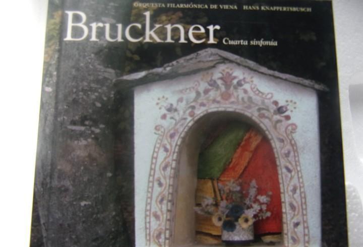 Bruckner cuarta sinfonía colección el pais núm. 29