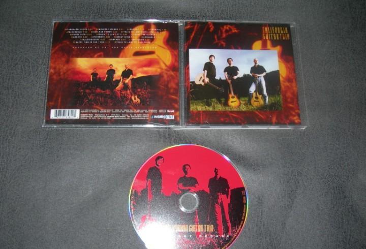 Cd california guitar trio-the first decade envio gratuito