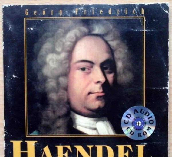 Cd + cd-rom: georg friedrich haendel (el mesías, aleluya /