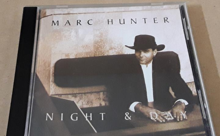 Cd - marc hunter - night & day - made in australia - marc
