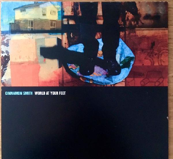 Cinnamon smith - world at your feet (single vinilo, 1997)