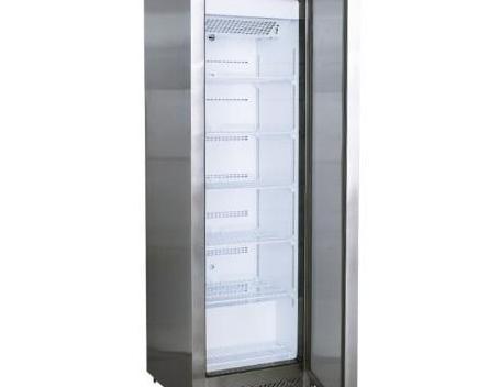 Congelador acero inoxidable