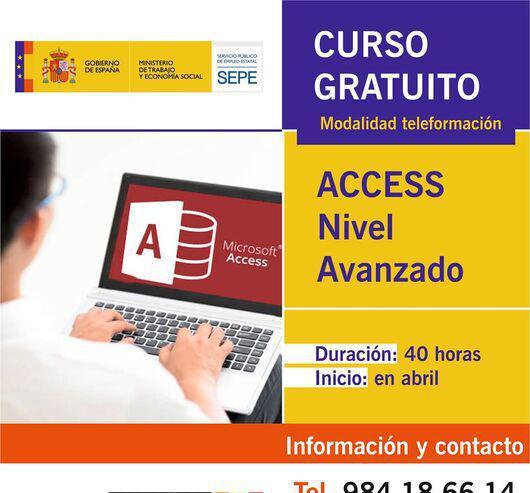 Curso online de access nivel avanzado