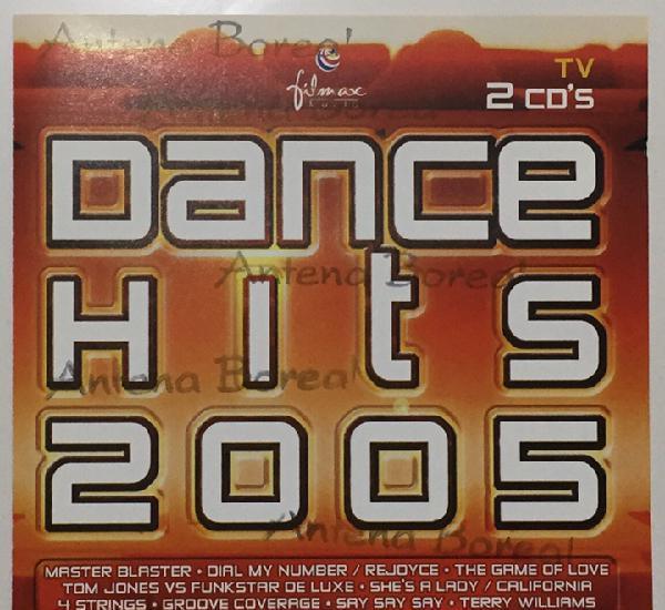 Dance hits 2005 - 2cd's