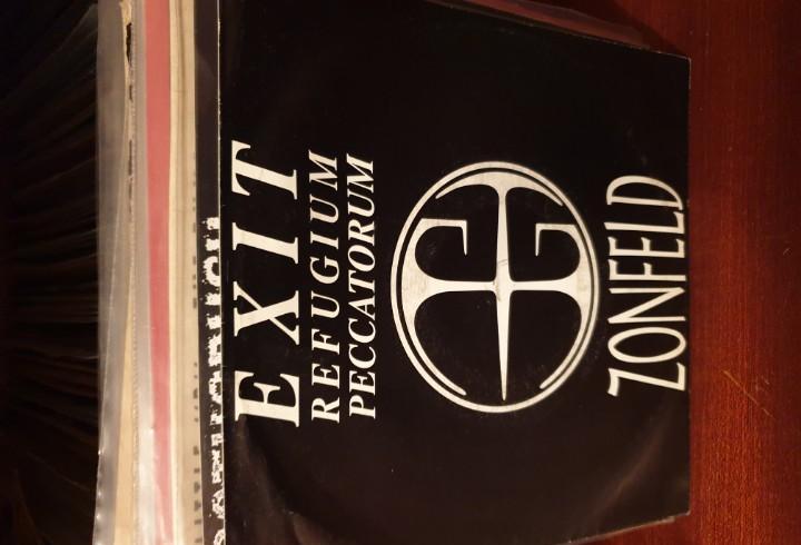 Exit refugium peccatorum / zonfeld / not on label 1992