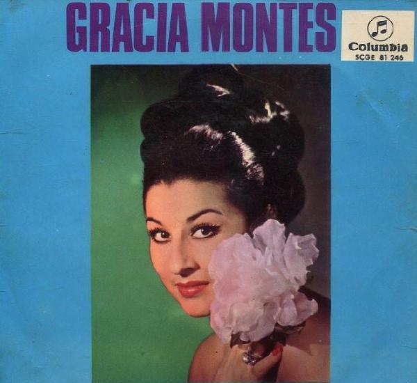 Gracia montes - ¡ese dia! + 3 (ep 1966)