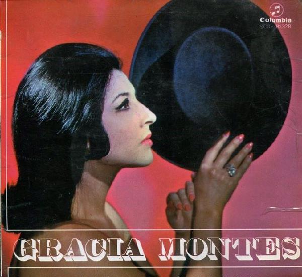 Gracia montes - tientos de la pena mia + 3 (ep 1968)