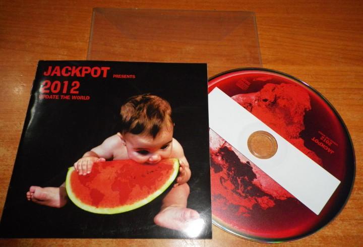 Jackpot presents 2012 update the world cd album contiene 13