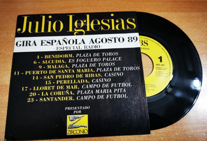 Julio iglesias mexico - caballo viejo / bamboleo single