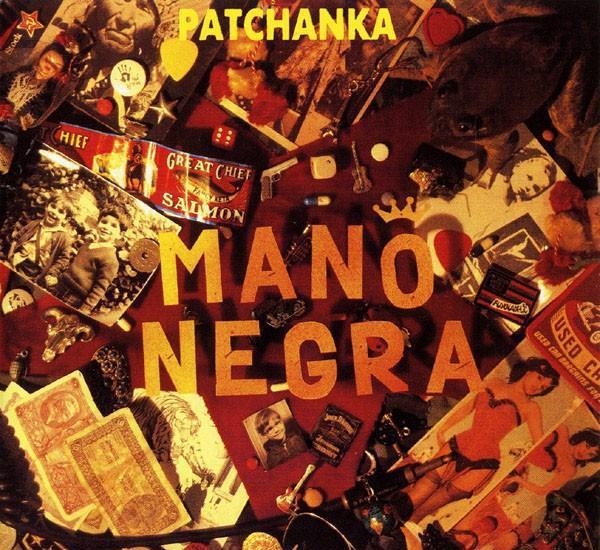 Mano negra. patchanka. cd