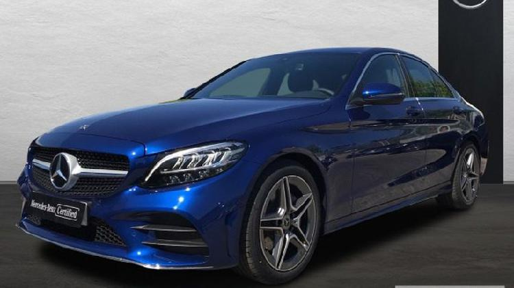 Mercedes-benz clase c lase 220 d berlina