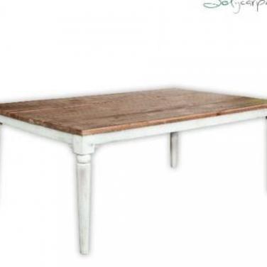 Mesas rústicas con patas desmontables. mesa rú...