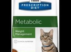 Pienso gato metabolic de hills 8kg