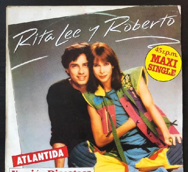 Rita lee & roberto – atlantida emi – 052 1834166