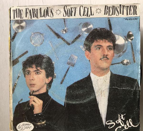 Soft cell - bedsitter - single vertigo spain 1982