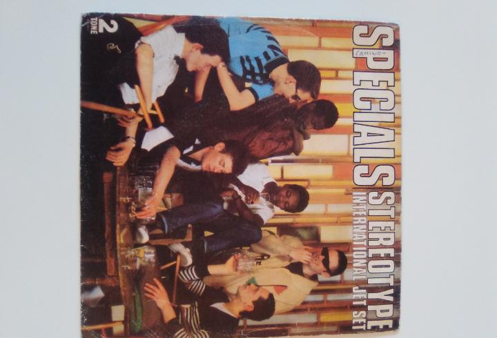 Specials stereotype / jet set (1980 chrysalis 2 tone