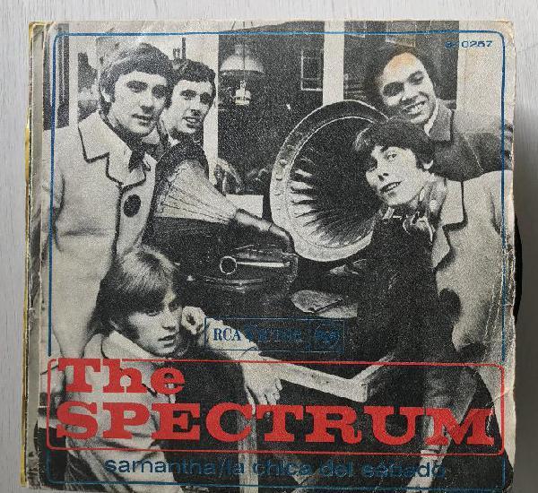 Spectrum - samantha's mine - single rca spain 1967