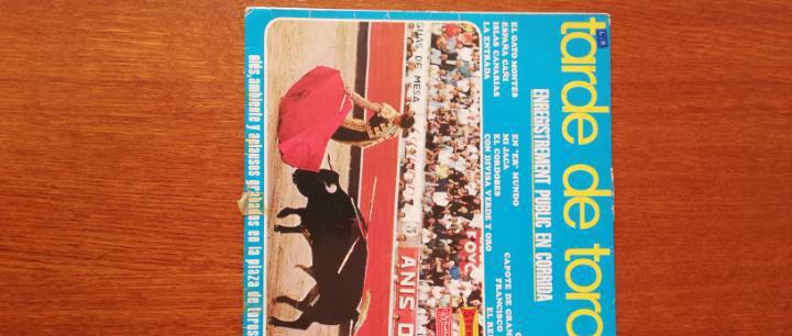 Tarde de toros en público - plaza de toros de madrid