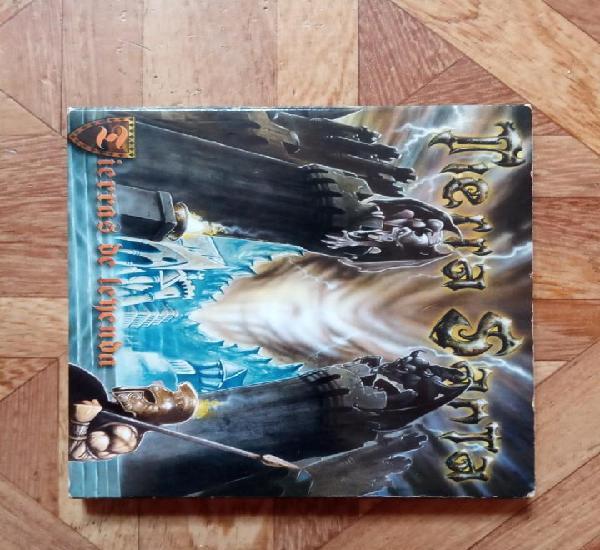 Tierra santa – tierras de leyenda - cd 2000