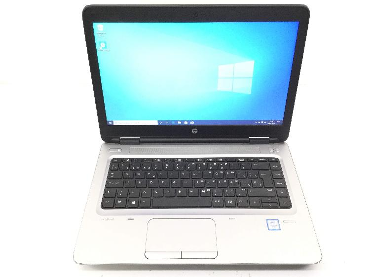 Pc portatil hp probook 640 g2 core i5 16gb ram 256ssd