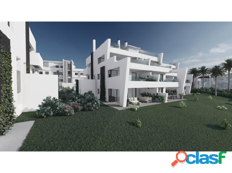 Fantástico apartamento con gran terraza y vistas al mar