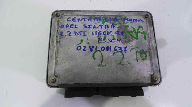 1961877 centralita motor ucesintra opel sintra